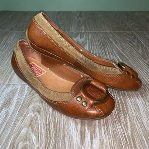 Lucky you flats size 6